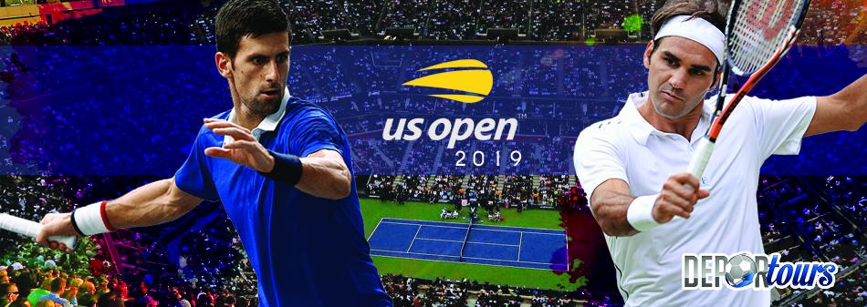 Paquete US Open 2019